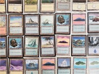 75+ MTG Magic The Gathering Card Lot W/ Land