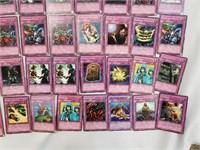66 Yu-Gi-Oh Playing Card Lot