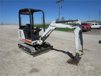 BOBCAT 322 Auction Results In USA - 35 Listings