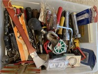 Lot of Many Tools and Misc. and Shown