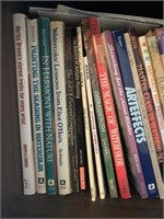 Large Lot of Art Books and Reference Books