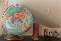 World Globe and Decorator Items