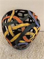 Artisan Made Vase