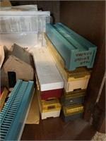 Lot of Many 35mm Slide with Equipment