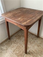 Old Occasional Side Table