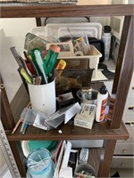 Huge Lot of Daisy Kurps Art Supplies