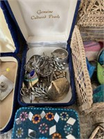 Lot of Many Costume Jewelry Pieces