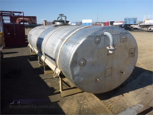 Custom Tanks Western Traders 87 - Trailers for Sale