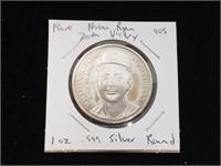 RARE Nolan Ryan 300th Victory 1 oz .999 Silver
