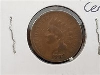 1882 Indian Head Penny Cent