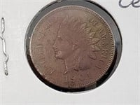 1901 Indian Head Penny Cent