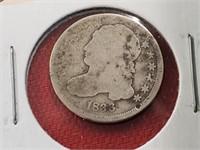 RARE 1836 Bust Dime