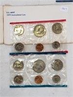 1979 United States Uncirculated Coin Set
