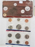 1985 United States Uncirculated Coin Set