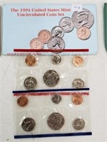 1994 United States Uncirculated Coin Set