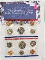 1997 United States Uncirculated Coin Set