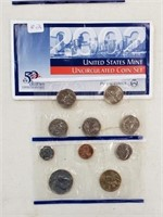 2002 United States Uncirculated Coin Set