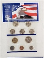 2003 United States Uncirculated Coin Set