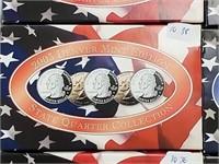 2003 Denver Mint State Quarter Coin Set