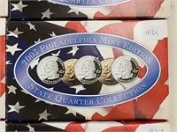 2003 Philadelphia Mint State Quarter Coin Set