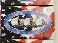 2004 Philadelphia Mint State Quarter Coin Set
