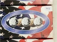 2005 Philadelphia Mint State Quarter Coin Set
