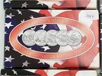 2006 Denver Mint State Quarter Coin Set