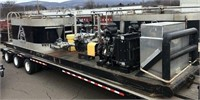 Gas Drilling Equipment And Equipment Trailers