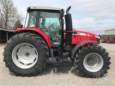 MASSEY-FERGUSON Tractors For Sale In Salem, Ohio - 195 Listings