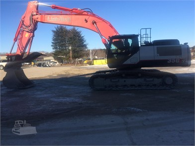 Excavators For Sale By Chadwick-Baross Inc  - Main - 16