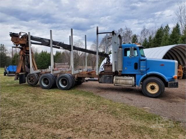 1992 PETERBILT 357 For Sale In Three Lakes, Wisconsin