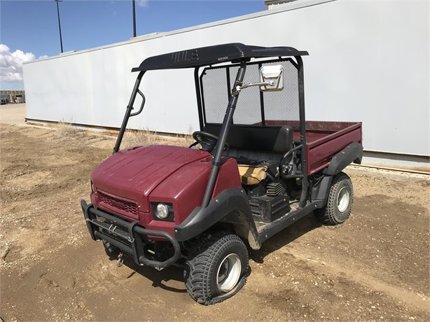 KAWASAKI MULE 1000 Utility Utility Vehicles Auction Results
