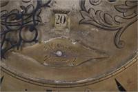 Walter Durfee 2 Weight Grandfather Clock