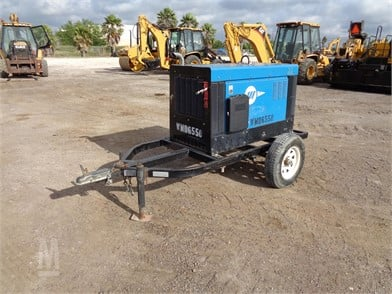 MILLER BIG BLUE 400 ECO PRO Other Items For Sale - 5