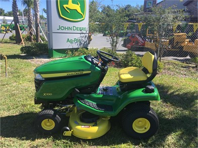 JOHN DEERE X330 For Sale - 10 Listings | TractorHouse com - Page 1 of 1