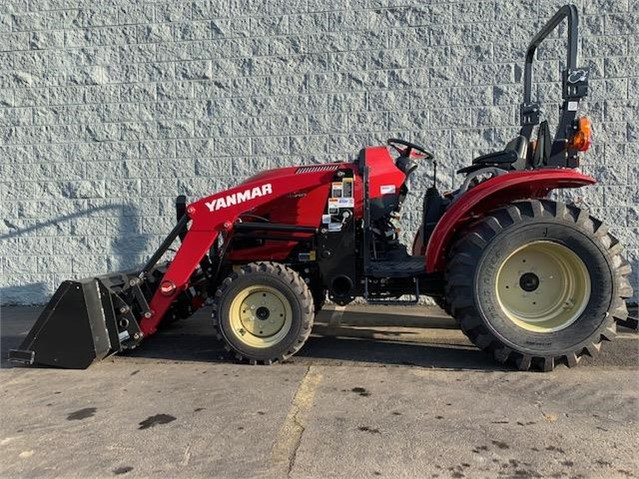 YANMAR YT235 For Sale In Lynden, Washington