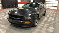 2008 Ford Mustang GT Deluxe Bullet