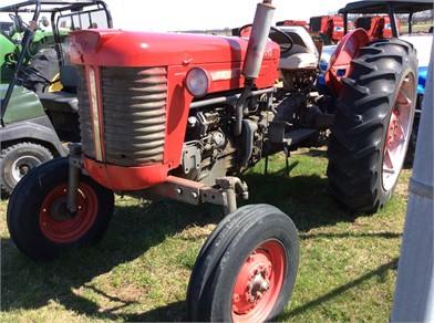 MASSEY-FERGUSON Tractors For Sale In Michigan - 54 Listings