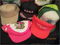Slippers, Hats, Shirts, Bandanas, Belts and More