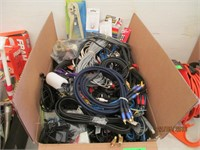 Cords, Chargers, Connectors