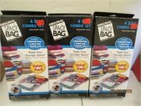 Space Bags, Storage Bins
