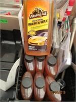 Car Wash, Oil Filters, USB Adapter, Alternator