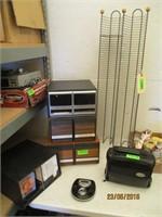 Portable DVD Player, Portable CD Player, CDs,