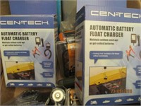Batteries, Battery Testers, Battery Chargers