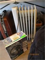 Space Heater, Table Fan