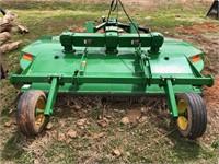 2017 John Deere HX10 Rotary Mower 10ft