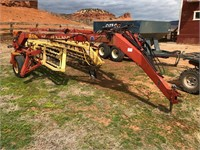 New Holland 216 V Rake