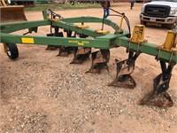 Harrell 3608 6 Bottom Switch Plow