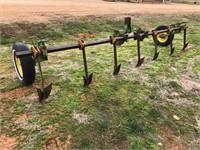 7 Tine Adjustable Corrugator 16ft