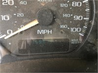 2002 Chevrolet 2500HD Extended Cab